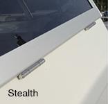 Stealth scharnieren
